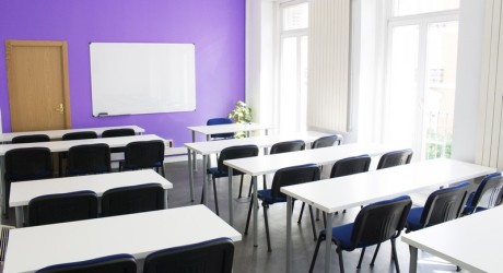 alquiler de aulas en madrid centro